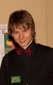 Österreichischer Meister U21 2011 Alexander Gauss (HSEBC)